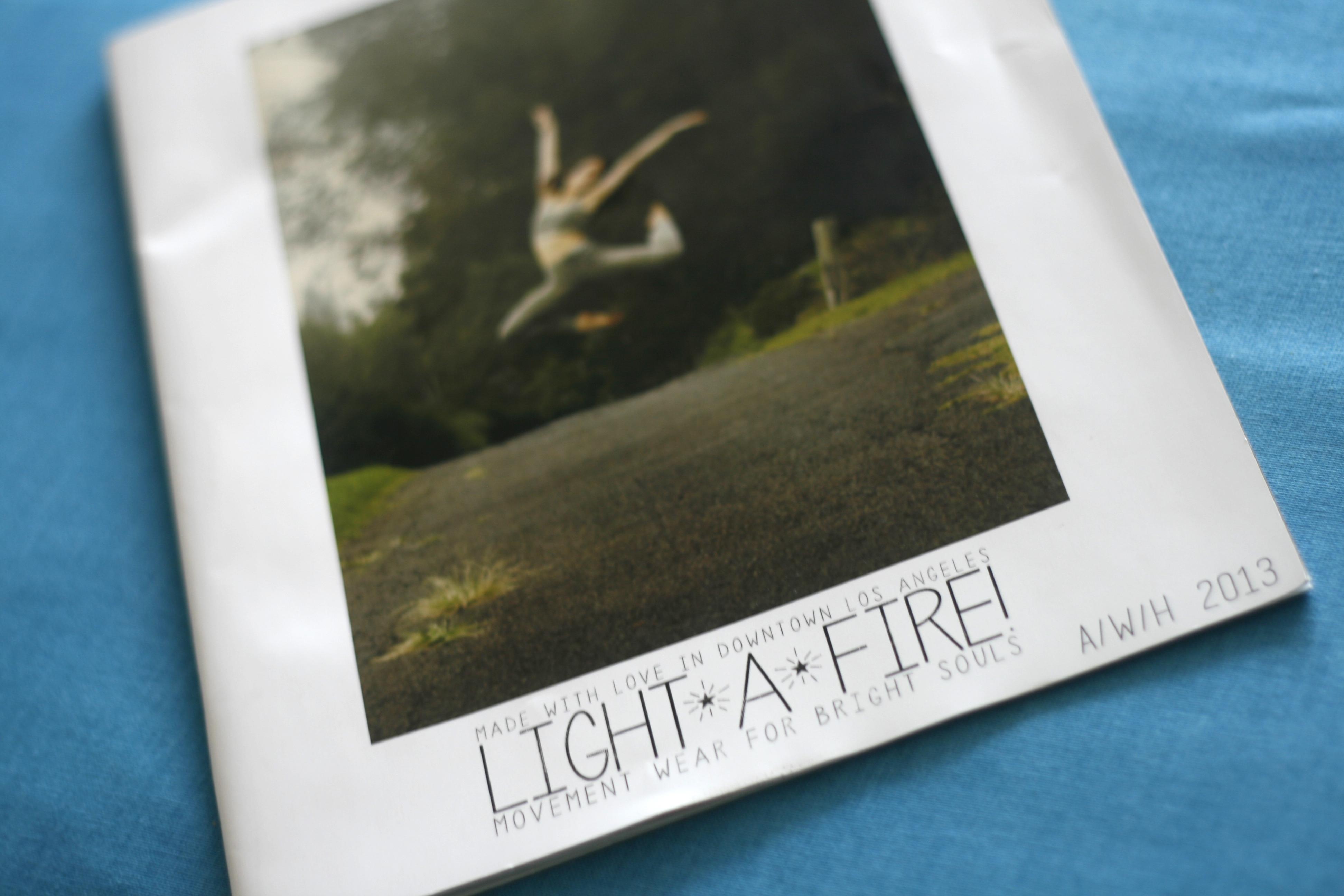 Light A Fire Movement 2013 Lookbook